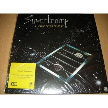 SUPERTRAMP - CRIME OF CENTURY - LP