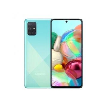 Smartfon Samsung Galaxy A71 , 128GB Blue