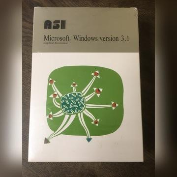 Windows 3.1 Kolekcjonerski od 1 zł Okazja
