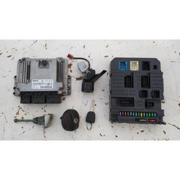 Zestaw starowy 1.4 VTI Citroen peugeot bosch klucz