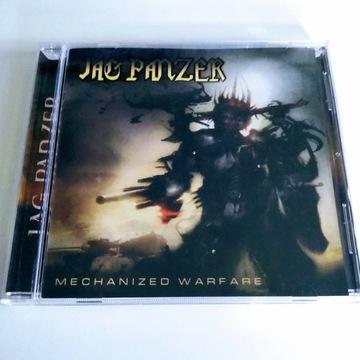 "JAG PANZER - ""Mechanized Warfare"" CD"