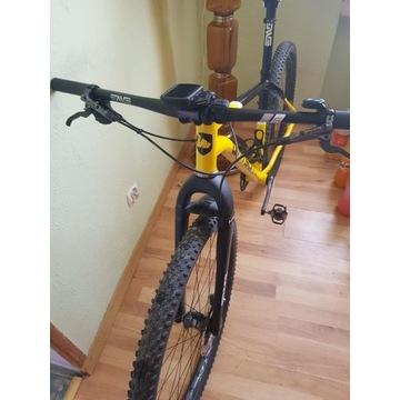 Rower górski tytanowy Wittson Custom