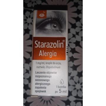 Starazolin Alergia 1mg/ml krople do oczu roztwór