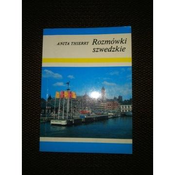 Rozmówki szwedzkie autor Anita Thierry