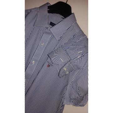 Koszula GANT 18-44 paski