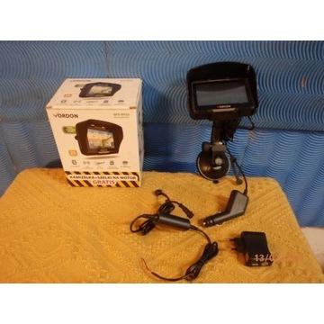 Nawigacja GPS Motocykl Vordon M-435 4,5'