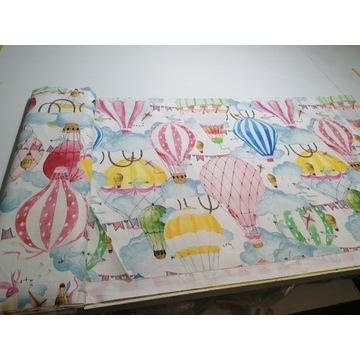 Tkanina bawełniana drukowana