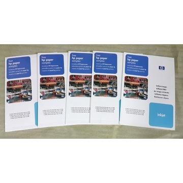 HP papier fotograficzny A4 do drukarek atramentow