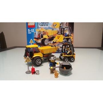 Lego 4201 Ładowarka z wywrotką