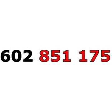 602 851 175 T-MOBILE ŁATWY ZŁOTY NUMER STARTER