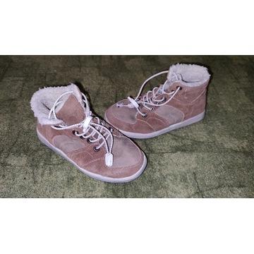Buty ocieplane na zimne dni