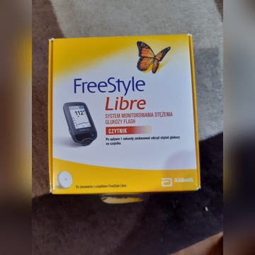 Czytnik do systemu FreeStyle Libre
