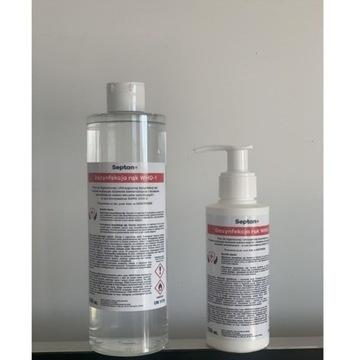 Płyn do dezynfekcji rąk 250 ml flip top