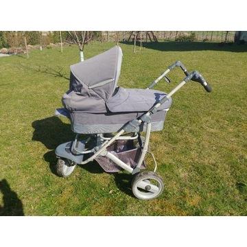 Wózek z gondolą Maclaren MX3 + spacerówka gratis