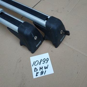 Bagażnik dachowy belki poprzeczki BMW E91