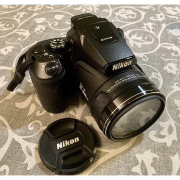 Nikon COOLPIX P 900 + akcesoria_okazja!!!