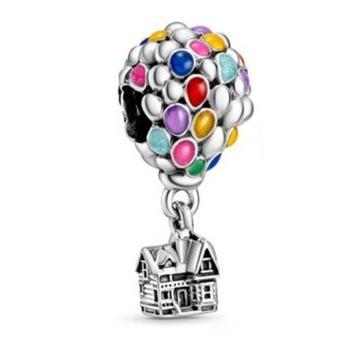 Disney Charms Dom z balonami DO PANDORY NOWOŚĆ