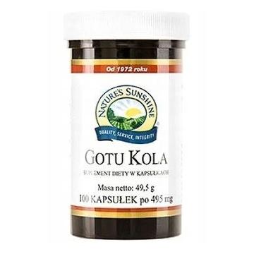 Gotu Kola - Nature's Sunshine