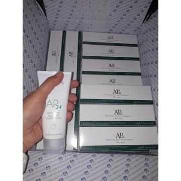 Wybielająca pasta do zębów Nu skin AP-24 z fluorem