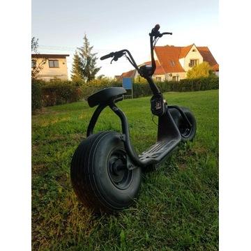 Hulajnoga / skuter elektryczny 1000w - ebike