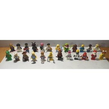 LEGO Series Minifigurki kolekcjonerskie 24 sztuki