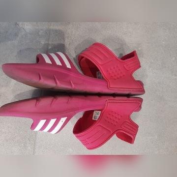 Sandały Adidas r. 33 dziewczynka piankowe
