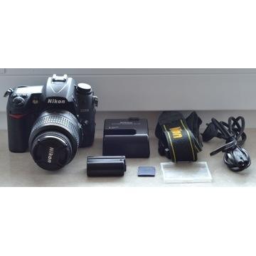 Nikon D7000 przebieg18047 + Nikkor 18-55 f/3.5-5.6