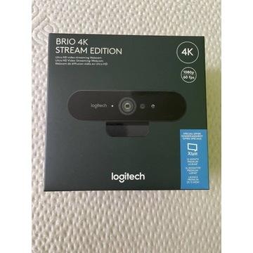 NOWA Kamerka Logitech BRIO 4K STREAM EDITION