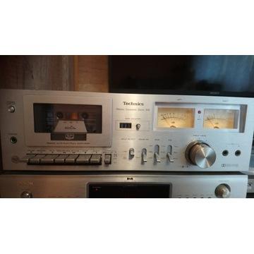 Stereo Deck Technics RS-616