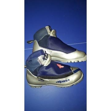 Alpina - buty biegowe NNN rozmiar 38