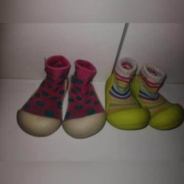 Attipas 20 buciki obuwie paputki
