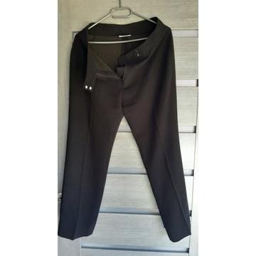 Spodnie damskie w kropki r.40
