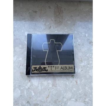 Płyta CD Justice 1st album cross - box oryginał