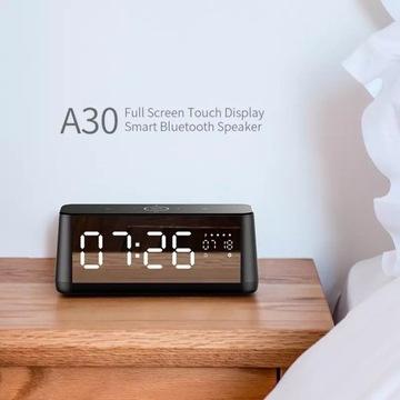 Mifa głośnik bluetooth A30 30W budzik wyświetlacz