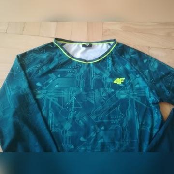 Koszulka sportowa 4F, funkcyjna, roz. 146