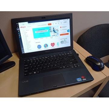LAPTOP VAIO PCG-41214M, SSD 240GB