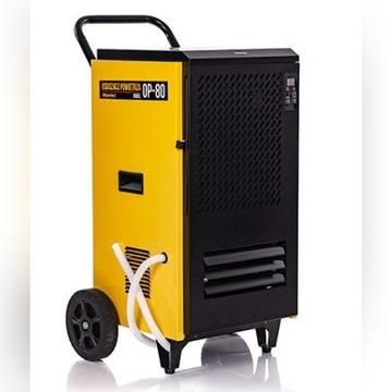 Budowlany przemysłowy osuszacz Warmtec OP 80 L