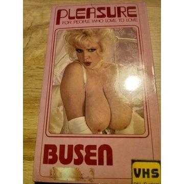 Busen kaseta porno erotik VHS Rarytas Original