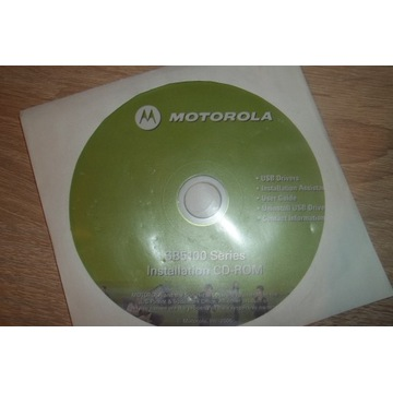 Sterowniki modem Motorola SB5100 - płyta CD