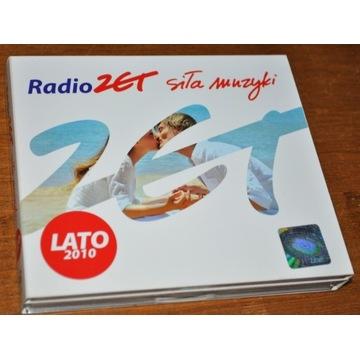 Radio Zet Siła Muzyki Lato 2010 -3CD - KRAKÓW
