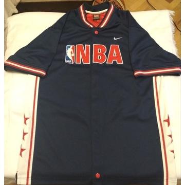 NBA Unikatowa bluza treningowa firmy Nike r; L