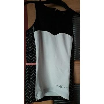 Koszulka sportowa damska rower fitness 4F Nowa