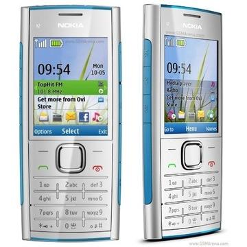 Nokia X2-00 , Oryginał, Głośna, ODPORNA, GW12