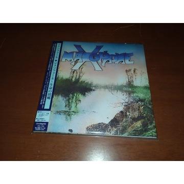 Maxophone, Same Japan mini LP CD OBI insert
