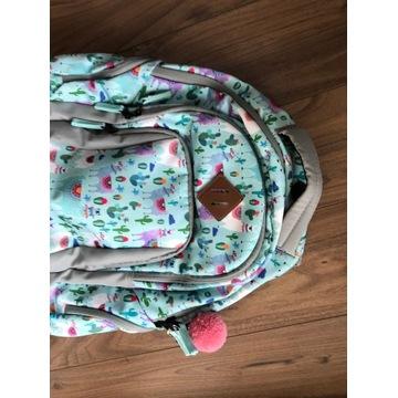 Plecak szkolny Lama dla dziewczynki