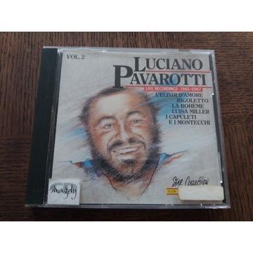 Luciano Pavarotti- Vol.2