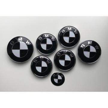 Emblemat Dekielek Kapsel Znaczek BMW