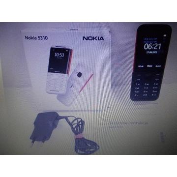 Telefon Nokia 5310 * cena tylko do jutra