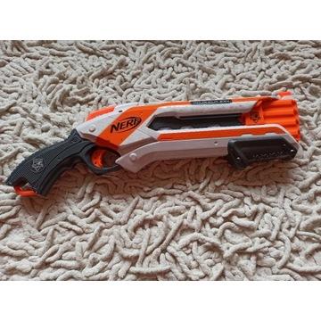NERF Shotgun + 8 Strzałek