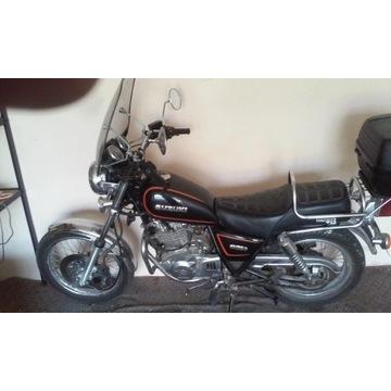 Motor SUZUKI 250